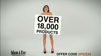 Adam & Eve TV Spot, 'Half-Off Promo' - Thumbnail 3