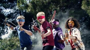 Nickelodeon TV Spot for Teenage Mutant Ninja Turtles