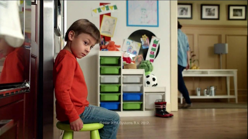 Ikea tv commercial for leo time out for What time does ikea close