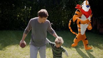 Frosted Flakes TV Spot, 'Football with Dad' - Thumbnail 5