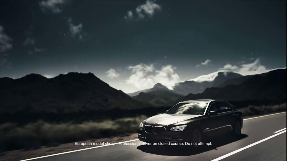 Bmw Tv Commercial For Bmw 7 Series Test Drive Ispot Tv