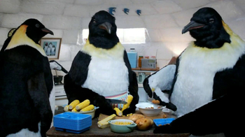 Kid Cuisine Popcorn Chicken TV Spot, 'Penguins'