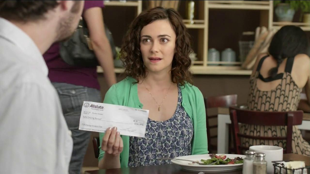 State Farm Accident Forgiveness >> Allstate Safe Driving Bonus Check TV Commercial, 'Superior Drivers' - iSpot.tv