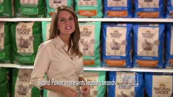 Nutro Natural Choice TV Spot, 'Brand Power' - Thumbnail 1