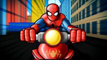 Spider Man Stunt City TV Spot