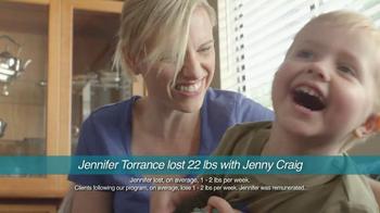 Jenny Craig TV Spot, '3 Times More' Song Katrina and the Waves
