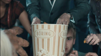 Chex Mix TV Spot, 'Boring Popcorn Decoy Bucket' - Thumbnail 5