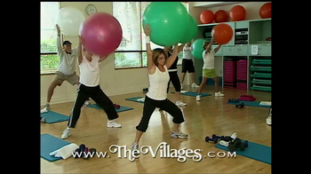 The Villages TV Spot for Golf Free For Life - Thumbnail 8