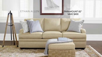 Charmant Ethan Allen TV Spot U0027Custom Design Sofasu0027   Thumbnail ...