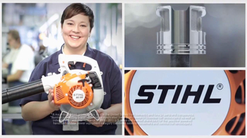 Stihl SH 86 C-E Shredder Vac/Blower TV Spot - Thumbnail 1