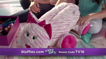 Stuffies TV Spot, 'Hero Day'