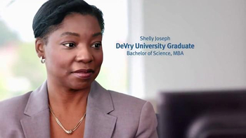 DeVry University TV Spot, 'Shelly'