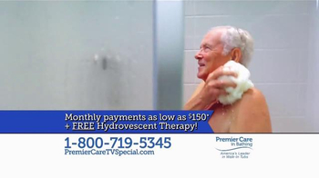 Premier Care Walk In Tub.Premier Care Walk In Tub Or Easy Access Shower Tv Commercial