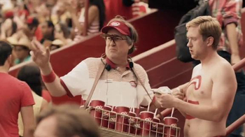 Dr Pepper TV Spot, 'College Football: Meet Larry'