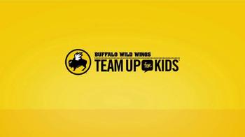 Buffalo Wild Wings TV Spot, 'Team Up for Kids' - Thumbnail 8