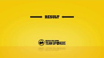 Buffalo Wild Wings TV Spot, 'Team Up for Kids' - Thumbnail 4