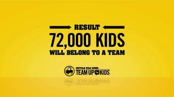 Buffalo Wild Wings TV Spot, 'Team Up for Kids' - Thumbnail 5
