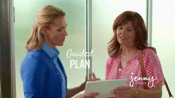Jenny Craig Ready, Set, Results TV Spot, 'Your Turn'