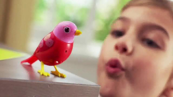 Interactive Toy Bird for Kids thumbnail
