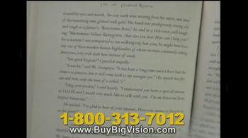 Big Vision TV Spot - Thumbnail 3