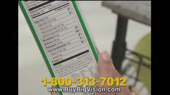 Big Vision TV Spot - Thumbnail 5