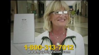 Big Vision TV Spot - Thumbnail 7