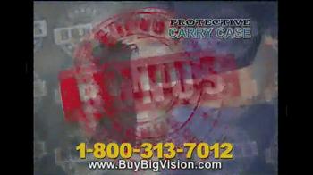 Big Vision TV Spot - Thumbnail 8