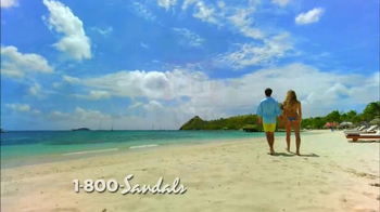Sandals Resorts TV Spot, 'Love is All You Need' Song by Bill Medley