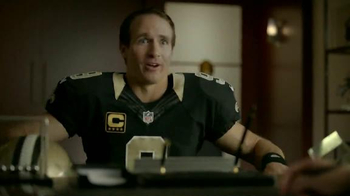 Xbox One TV Spot, 'NFL' Featuring Drew Brees, Marshawn Lynch