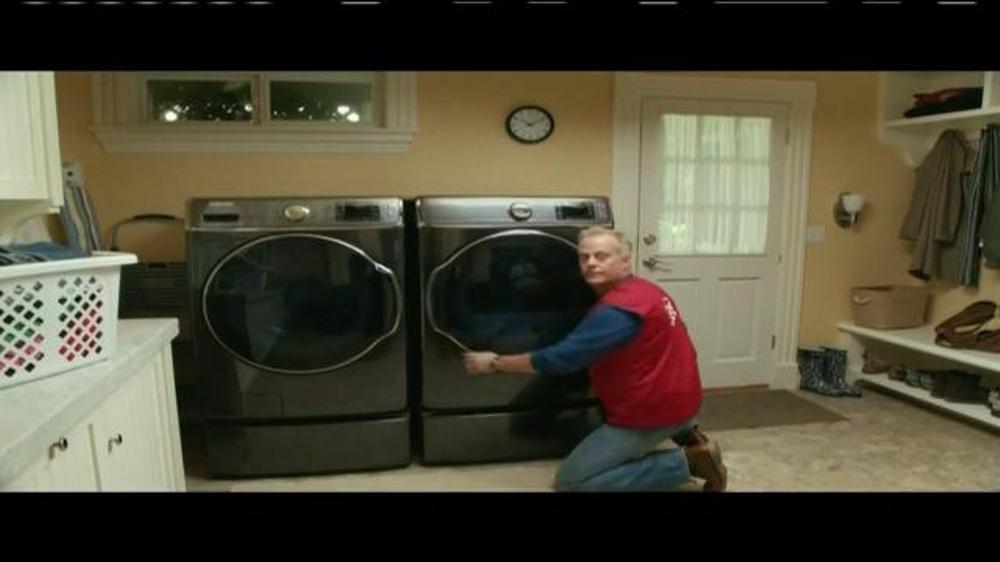 lowes washing machine installation