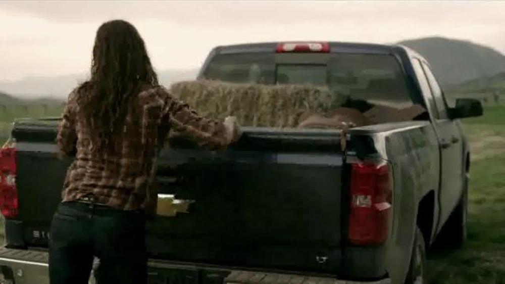 Silverado Special Editions >> 2014 Chevy Silverado TV Commercial, 'Chevy Truck Month' Song by Kid Rock - iSpot.tv