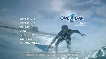 One A Day Men's 50+ TV Spot, 'Age? Who Cares' - Thumbnail 6
