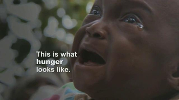 Heifer International TV Spot, 'What Hunger Looks Like' Feat. Susan Sarandon - 897 commercial airings