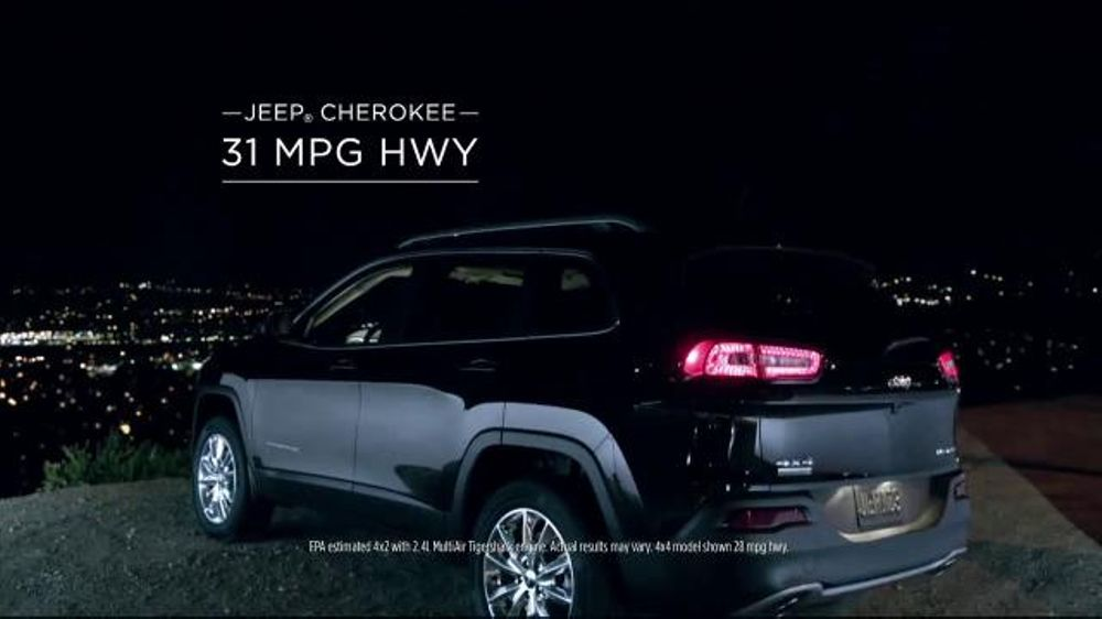 2014 Jeep Cherokee TV Commercial, 'Celebration Event' Song ...