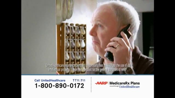 UnitedHealthcare AARP Medicare Rx Plans TV Spot, 'Mark Your Calendars' - Thumbnail 6