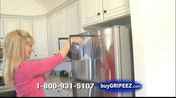 Gripeez TV Spot, 'Strong and Reusable' - Thumbnail 3