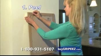 Gripeez TV Spot, 'Strong and Reusable' - Thumbnail 5