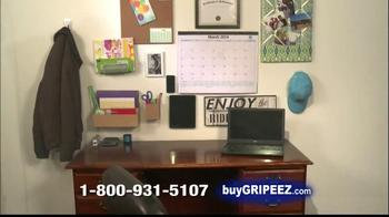 Gripeez TV Spot, 'Strong and Reusable' - Thumbnail 6