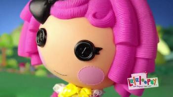 Lalaloopsy Baking Oven TV Spot, 'Cuter Oven Bakes Cuter Cookies' - Thumbnail 1
