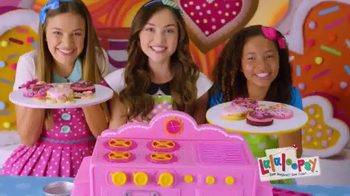 Lalaloopsy Baking Oven TV Spot, 'Cuter Oven Bakes Cuter Cookies'