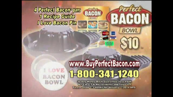 Bacon Basket TV Spot, 'Perfect Bacon Bowl Song' - Thumbnail 10