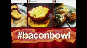 Bacon Basket TV Spot, 'Perfect Bacon Bowl Song' - Thumbnail 7