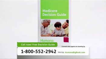 Humana Medicare Advantage Plan TV Spot, 'Big Book' - Thumbnail 7