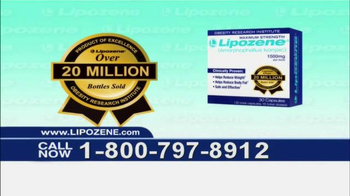 Lipozene TV Spot, '1 Million Bottles Sold' - Thumbnail 2