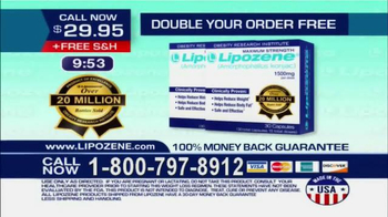 Lipozene TV Spot, '1 Million Bottles Sold' - Thumbnail 6