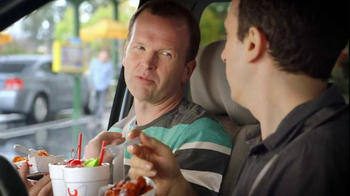 Sonic Drive-In Boneless Chicken Wings TV Spot, 'Wingman' - Thumbnail 6