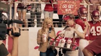 Diet Dr Pepper TV Spot, 'College Football: Sideline Reporter' - Thumbnail 4