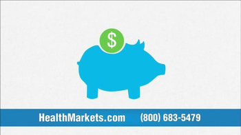 HealthMarkets TV Spot - iSpot.tv