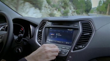 Hyundai Santa Fe TV Spot, 'Términos Musicales' [Spanish] - Thumbnail 2