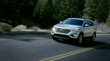 Hyundai Santa Fe TV Spot, 'Términos Musicales' [Spanish] - Thumbnail 3